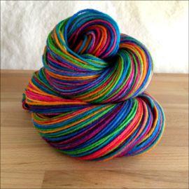 'Gypsy' Vesper Sock Yarn DYED TO ORDER