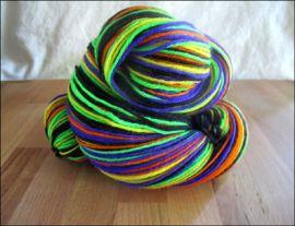 'Socktober Sooktacular' Vesper Sock Yarn DYED TO ORDER