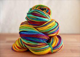 .'True Colors' Vesper Sock Yarn DYED TO ORDER