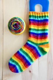 .'True Colors' Vesper Sock Yarn DYED TO ORDER