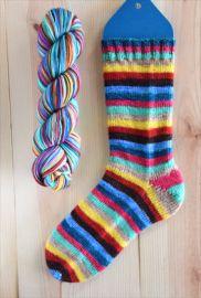 'Roadmap' Vesper Sock Yarn DYED TO ORDER