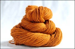 'Caramel' IN STOCK  'Thick Sock' Vesper Sock Yarn