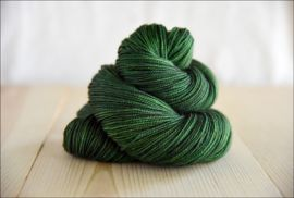 'Seaweed' May 2020 Semi Solid Vesper Sock Yarn