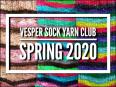 Vesper Sock Yarn Club April-May-June-2020