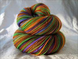 """Essential Autumn"" Vesper Sock Yarn DYED TO ORDER"