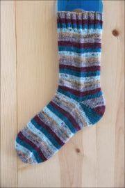 'Arctic Mermaid' Vesper Sock Yarn DYED TO ORDER